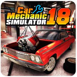 Скачать Кармеханик (Car Mechanic Simulator 18)