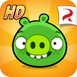 Скачать Bad Piggies HD