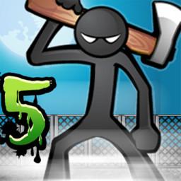 Скачать Anger of stick 5 : zombie
