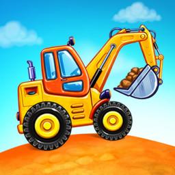 Скачать Игры для мальчиков: машинки для детей, конструктор