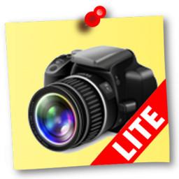 Скачать NoteCam Lite - фото с нотами [Камера GPS]