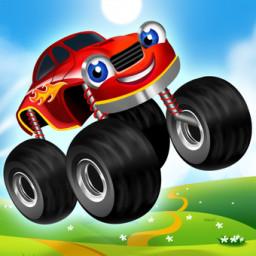 Скачать монстр грузовик для детей